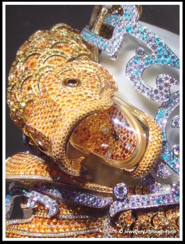 Carpe koi sihh2015 high jewellery dream for Carpes kois