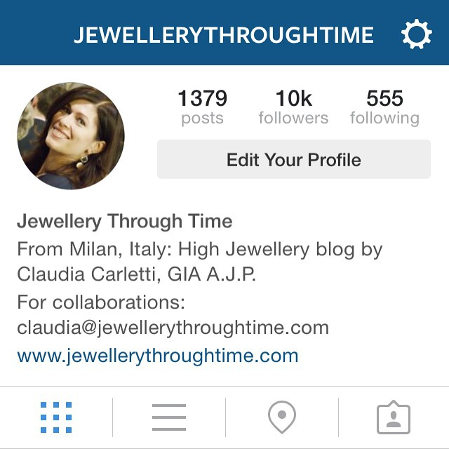 A Huge Thank You: 10,000 Followers reached on Instagram