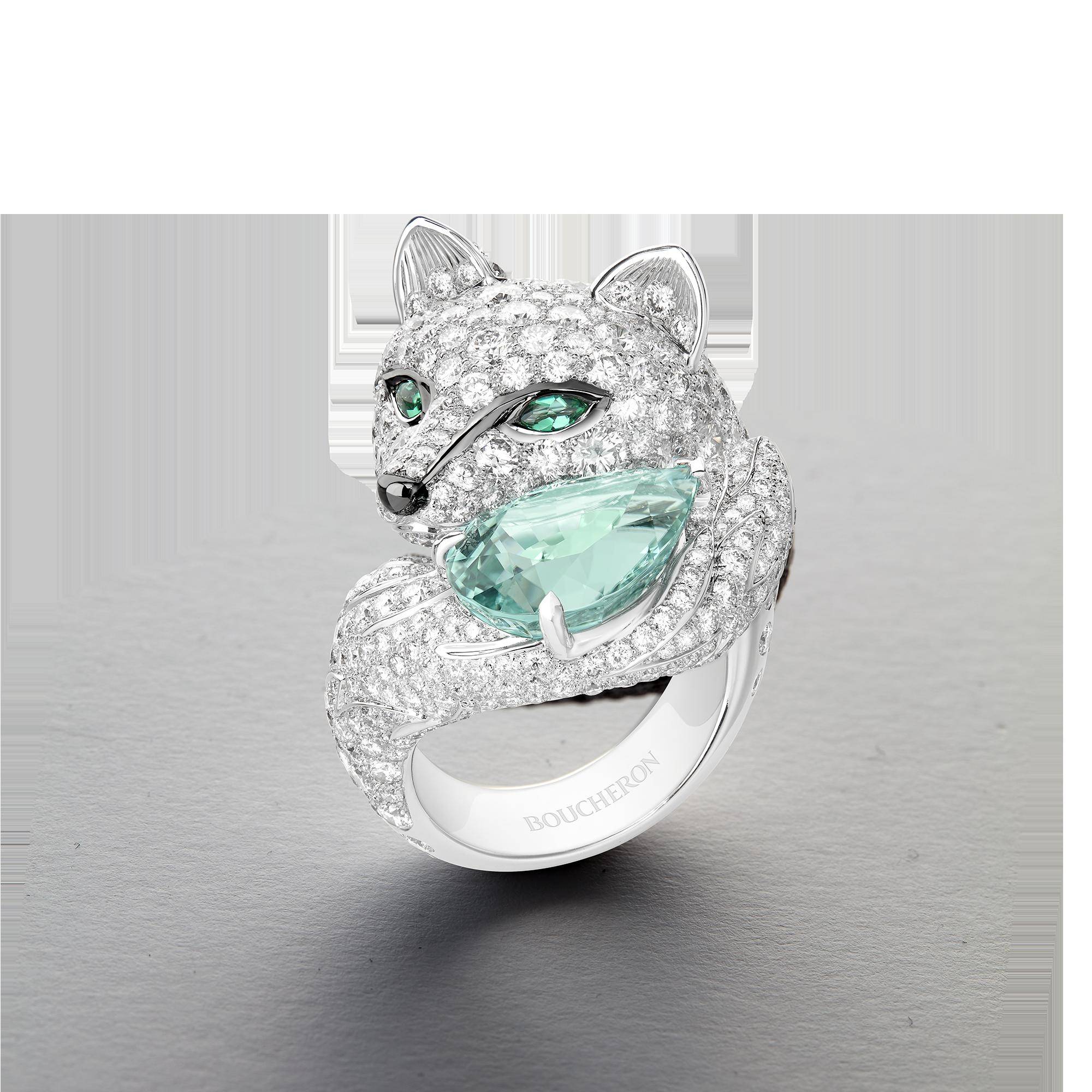 Boucheron Foxy ring