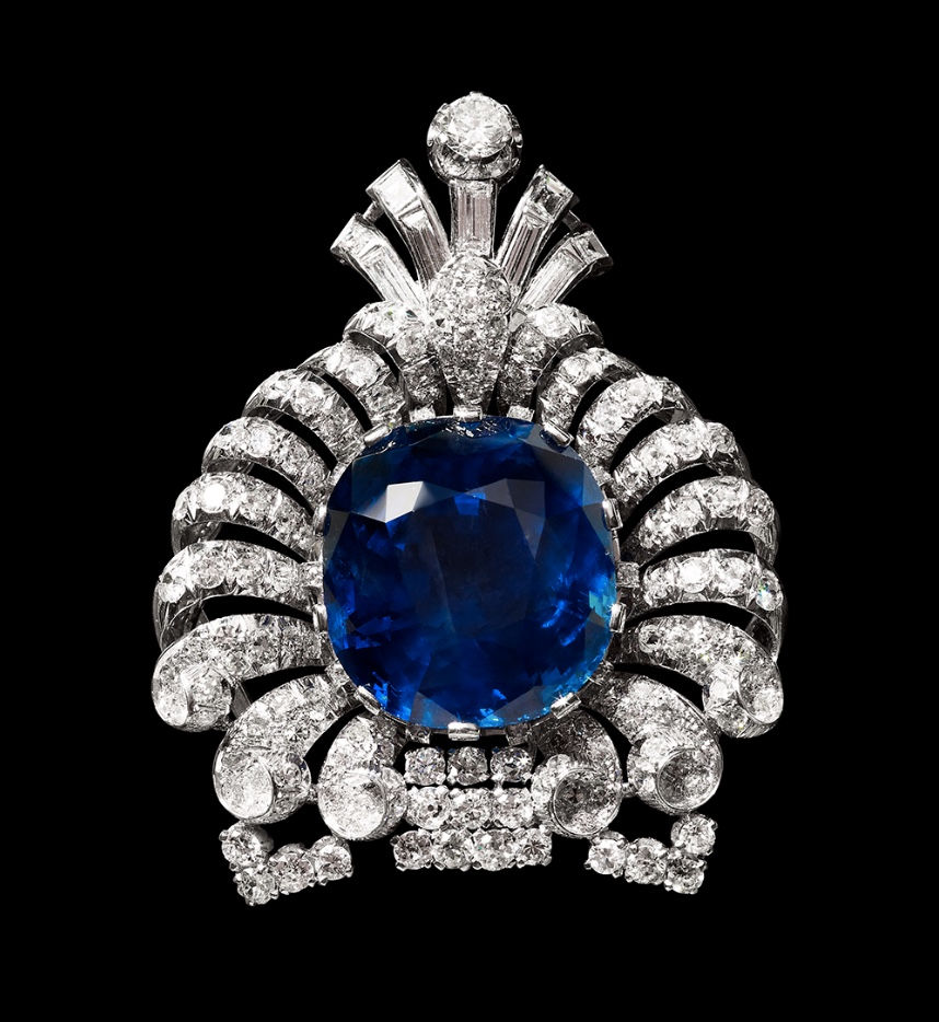 Turban Jewel of Maharaja of Nawanagar